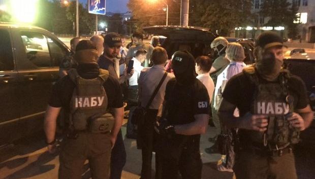 Siły bezpieczeństwa przeprowadziły rewizję u zastępcy szefa MinWOT Hrymczaka, został zatrzymany
