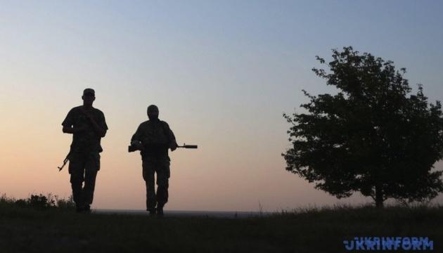 Donbass: un militaire ukrainien blessé