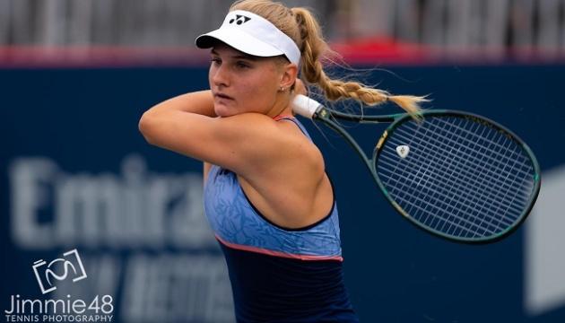 Ястремська програла у другому колі турніру WTA в Цинциннаті