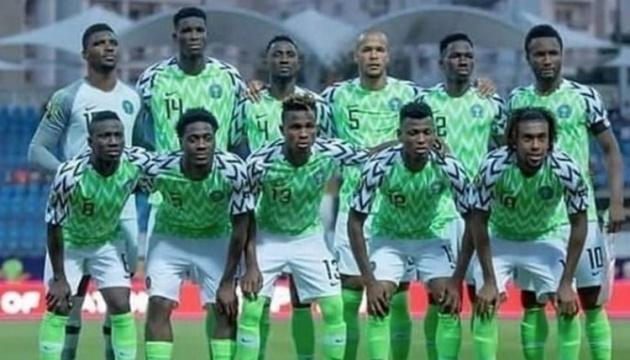 Збірна Нігерії з футболу оголосила склад на матч з Україною