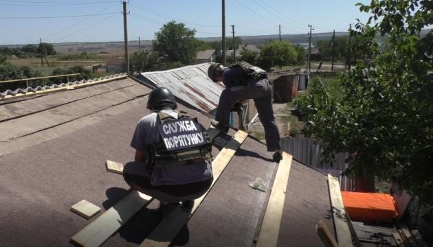 Обстріли під Волновахою: відновлення потребують 150 будинків