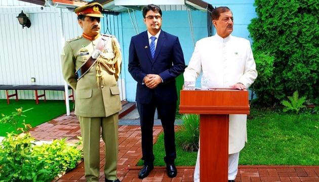 У Києві посольство відзначило 73-річчя дня незалежності Пакистану