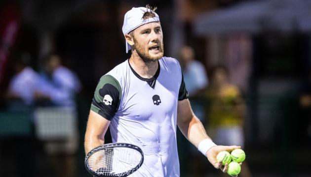 Марченко зачохлив ракетку в 1/4 парного турніру ATP у Порторожі