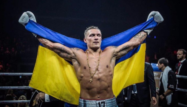 Manager confirms Usyk's heavyweight debut on Oct 12