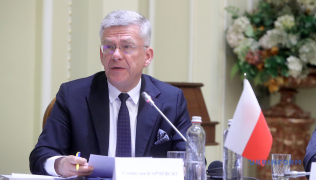 Marshal of Polish Senate to pay two-day visit to Ukraine