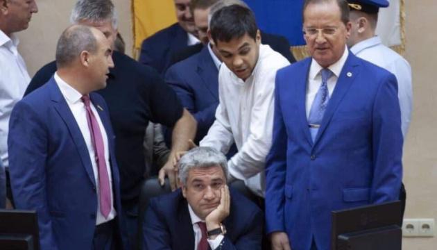 Одесские депутаты отправили в отставку первого зампредседателя облсовета
