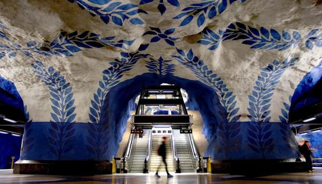 В вагонах стокгольмского метро установят камеры наблюдения