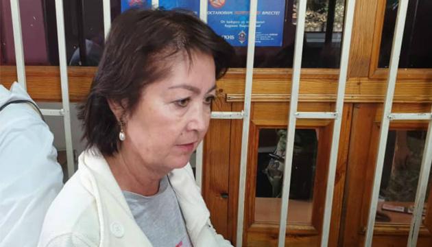 Проти дружини експрезидента Киргизстану порушили кримінальну справу