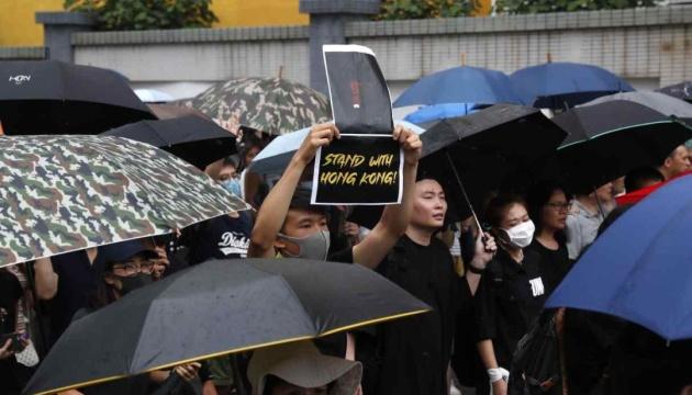 Китай запровадив санкції проти США через підтримку протестів у Гонконгу