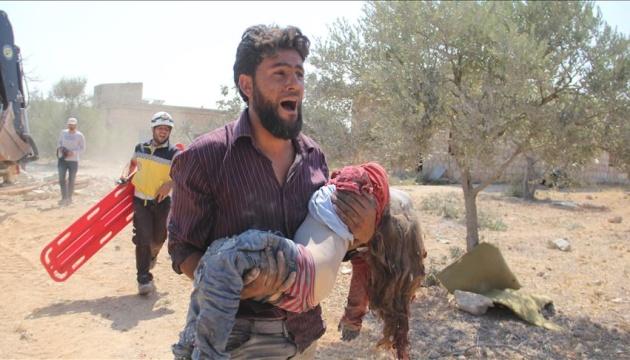 В Сирии авиация Асада снова нанесла удар по Идлибу - шестеро погибших