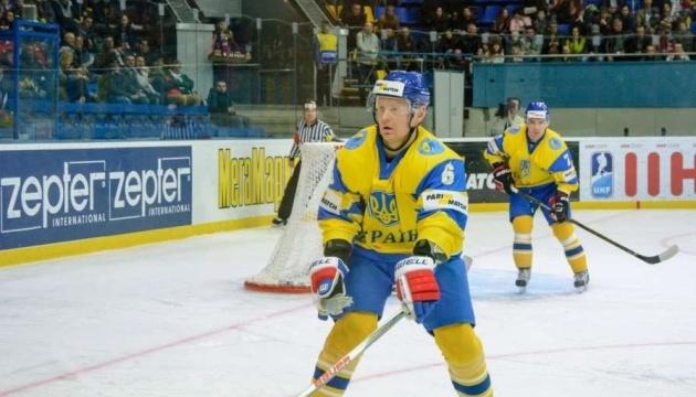 7-кратный чемпион Украины по хоккею тренируется в