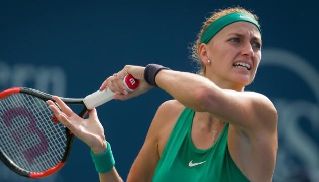 Квитова снялась с теннисного турнира в Бронксе, но хочет сыграть на US Open