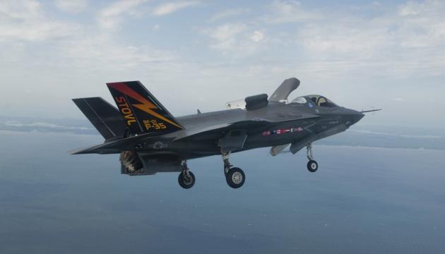 США виключили Туреччину з програми виробництва винищувачів F-35