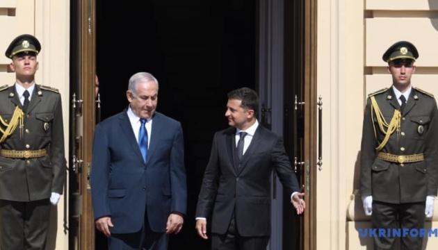 Zelensky annonce la datte possible de la ratification de l'accord de libre-échange avec Israël