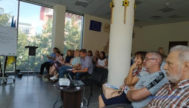 Землевпорядників Дніпропетровщини вчили управляти головним ресурсом
