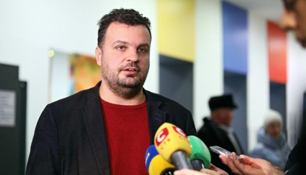 Head of Ukrainian State Film Agency resigns