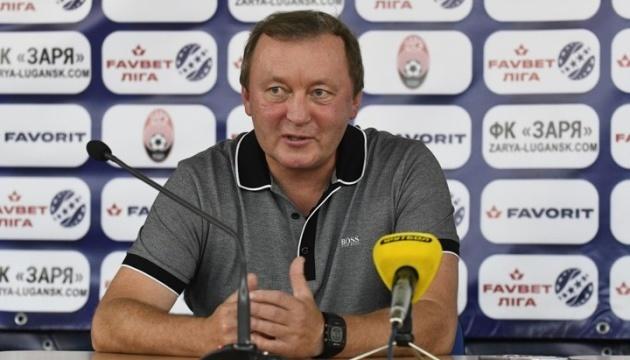 Шаран став кращим тренером 4 туру чемпіонату України з футболу