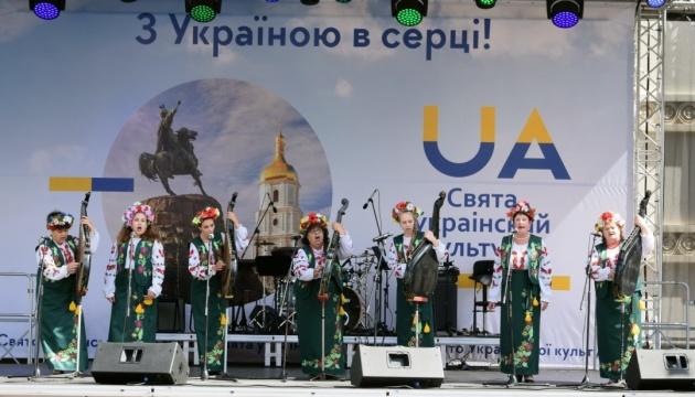 «Свято української культури» в Мінську зібрало тисячі гостей