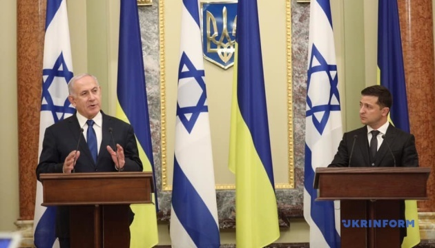 Зеленский призвал Израиль признать Голодомор геноцидом