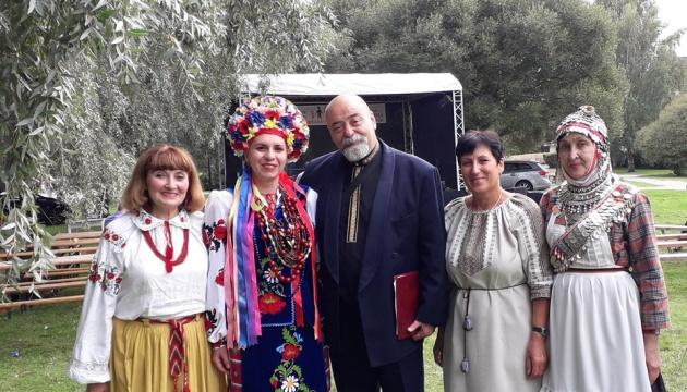 В естонському Раквере відбувся український фестиваль-ярмарок «Велика Родина»