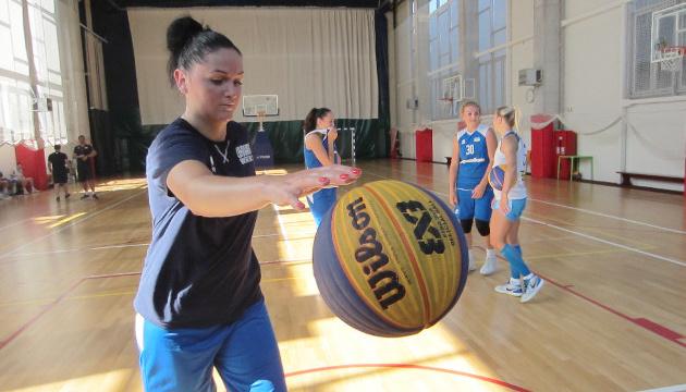 Холопов: Завдання збірної з баскетболу 3х3 — напряму відібратися на Олімпіаду-2020