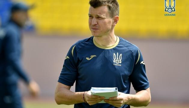 Ротань оголосив список збірної U-21 на матчі проти Фінляндії і Мальти