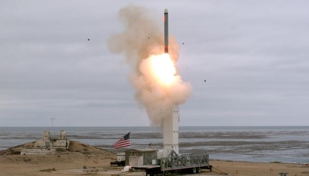 США випробували ракету середньої дальності вперше після виходу з договору