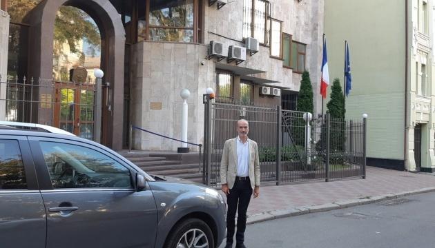 До Києва прибув новий посол Франції