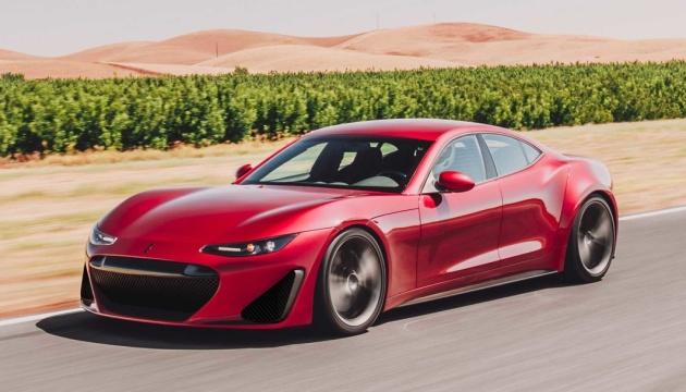 Нова компанія Drako Motors представила суперкар за $1,25мільйона