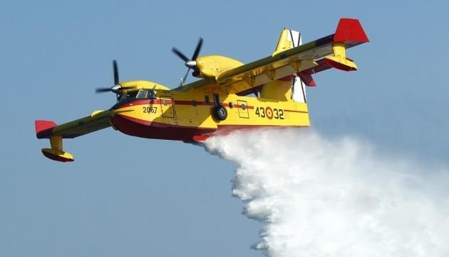 Пожежа на Канарах стала найпотужнішою за останні шість років в Іспанії