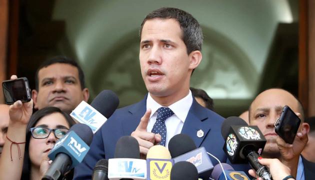ЄС не визнає спроби влади Венесуели усунути Гуайдо з посади керівника парламенту