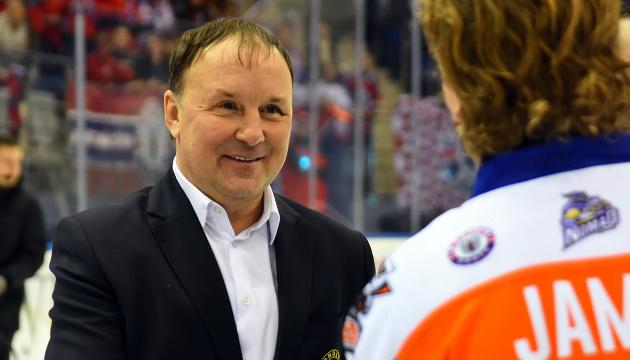 Хокей: колишній наставник збірної України очолив збірну Білорусі