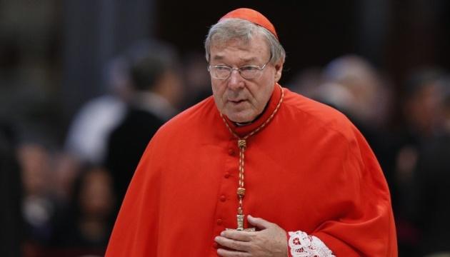 Скарбник Ватикану, звинувачений у педофілії, програв судову апеляцію