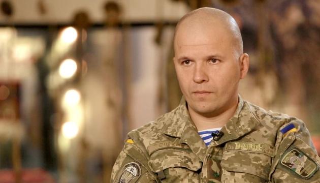 Генерал-майора Мойсюка призначили командувачем Десантно-штурмових військ ЗСУ
