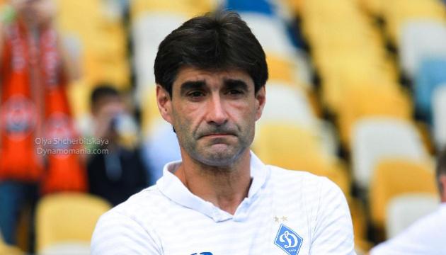 Іспанський тренер Вісенте Гомес залишає київське