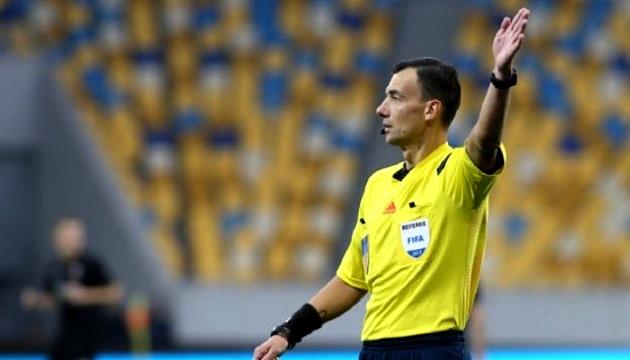 Украинские арбитры будут работать на матче Лиги Европы УЕФА в Казахстане
