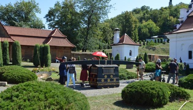 Фентезі-вестерн про Шевченка і його побратима-самурая знімають у Чигирині