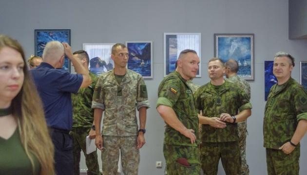 У Клайпеді триває виставка, присвячена військовополоненим українським морякам
