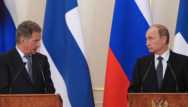 Президент Фінляндії перед візитом до Києва поговорив з Путіним про Україну