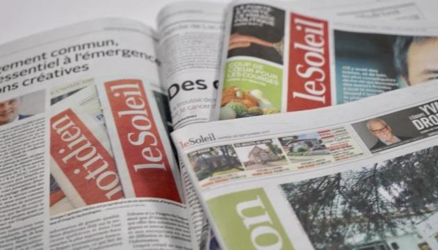 У Канаді на межі банкрутства опинилася велика медіагрупа