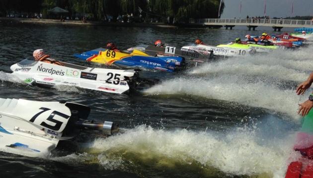 У Тернополі пройде чемпіонат світу з водно-моторного спорту