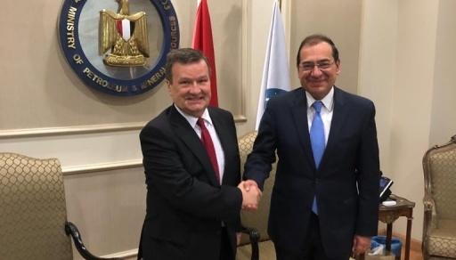 L'Ukraine et l'Égypte discutent de l'extension de la coopération énergétique