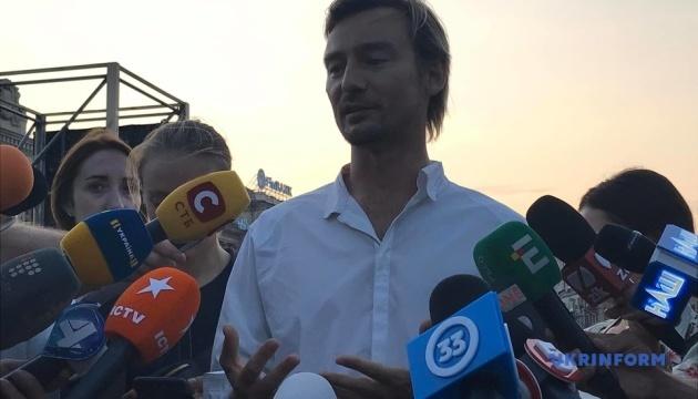 Не танк, а танкіст: Бадоєв сказав, чому на Ході Гідності не буде техніки