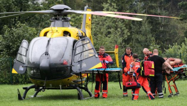 В польских Татрах молния ударила в группу туристов, четверо погибли