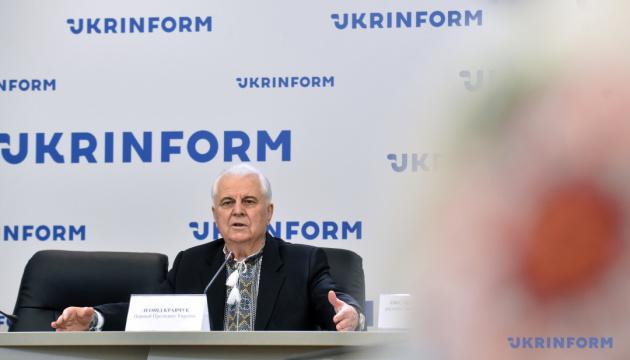 Зеленський ніколи не поїде на переговори з Путіним у Москву - Кравчук