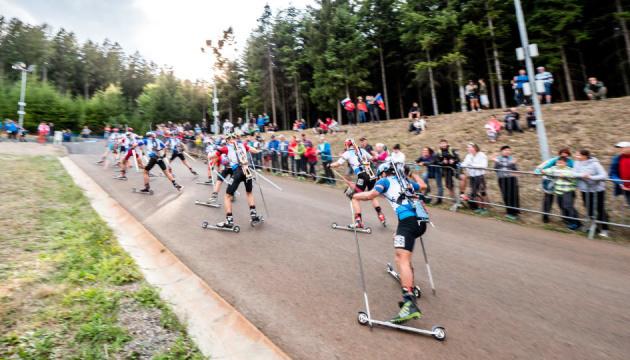 Лапшин виграв суперспринт чемпіонату світу з літнього біатлону
