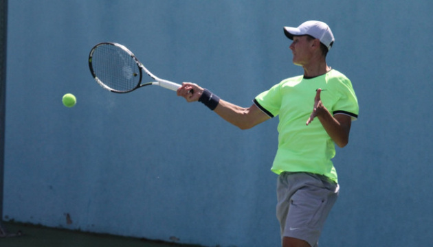 Український тенісист Дев'ятьяров вийшов до 1/2 фіналу 15-тисячника в Ізраїлі