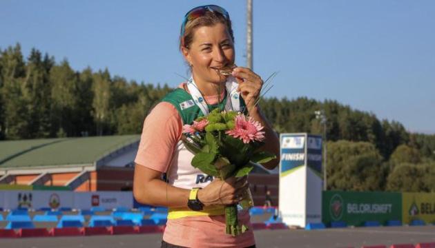 Валя Семеренко выиграла