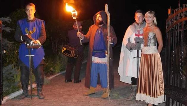 В Збаражском замке для туристов будут устраивать ночные феерии