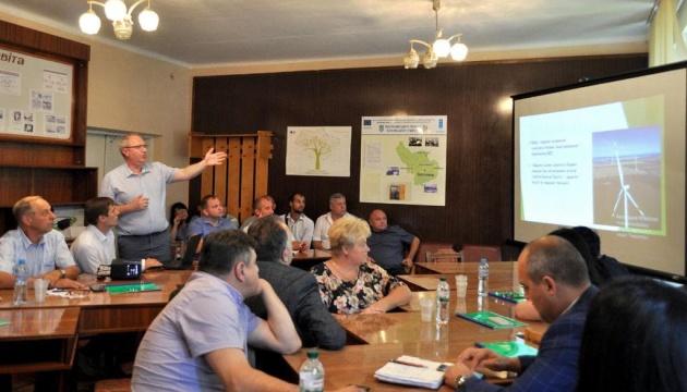 На Закарпатті відбулася зустріч щодо будівництва ВЕС на Боржаві